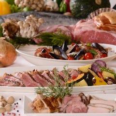 グリルブッフェ&レストラン・バー オードリー