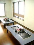 完全個室型。(10名~貸切可)プライベートな宴会が楽しめる。