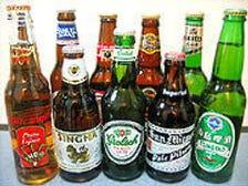 世界のビール、取り揃えております!