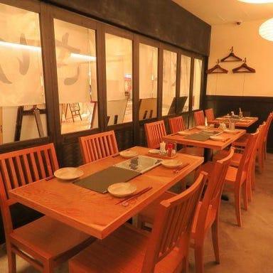 岐阜県のおいしいお酒とお料理 円相くらうど 店内の画像