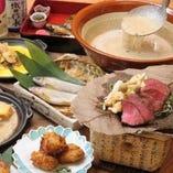 岐阜県のおいしいお酒とお料理 円相くらうど