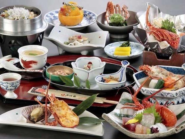 日帰り昼食プラン「彩海」<お座敷又レストラン>