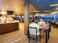 回転展望レストラン 東風と海