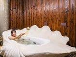 戸田家温泉村【無料】貸切風呂「しゃこ貝風呂」