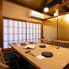 【2F】 4~6名様用の完全個室