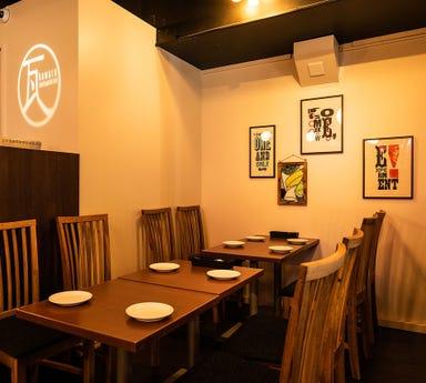 kawara CAFE&DINING 新宿東口店 こだわりの画像