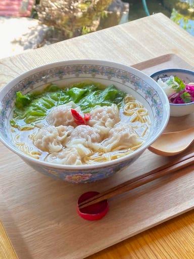 台湾カフェ 枸杞花  メニューの画像