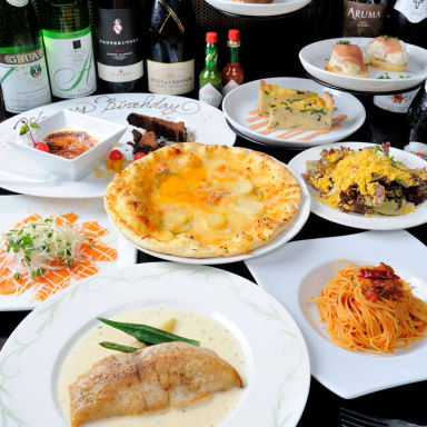 Dining&Bar BLACK STONE コースの画像