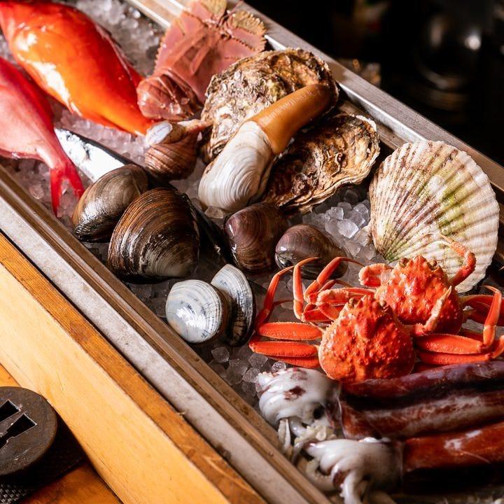 美味しい活魚をリーズナブルに