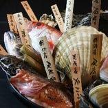 全国各地の漁港から直送する新鮮魚介【北海道・青森県・千葉県・石川県】
