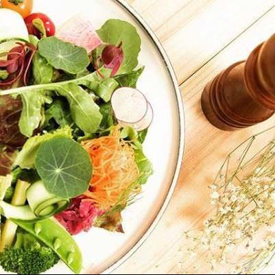 ◆新鮮な食材を頬張ってハッピーに♪