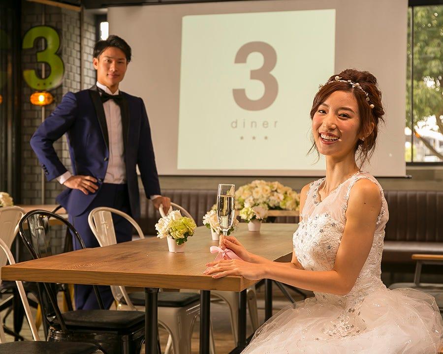 結婚式二次会や企業パーティも対応
