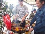 terrace de BBQ プラン