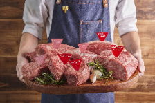 熟成和牛 ステーキ