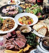 人気料理満載のパーティコース