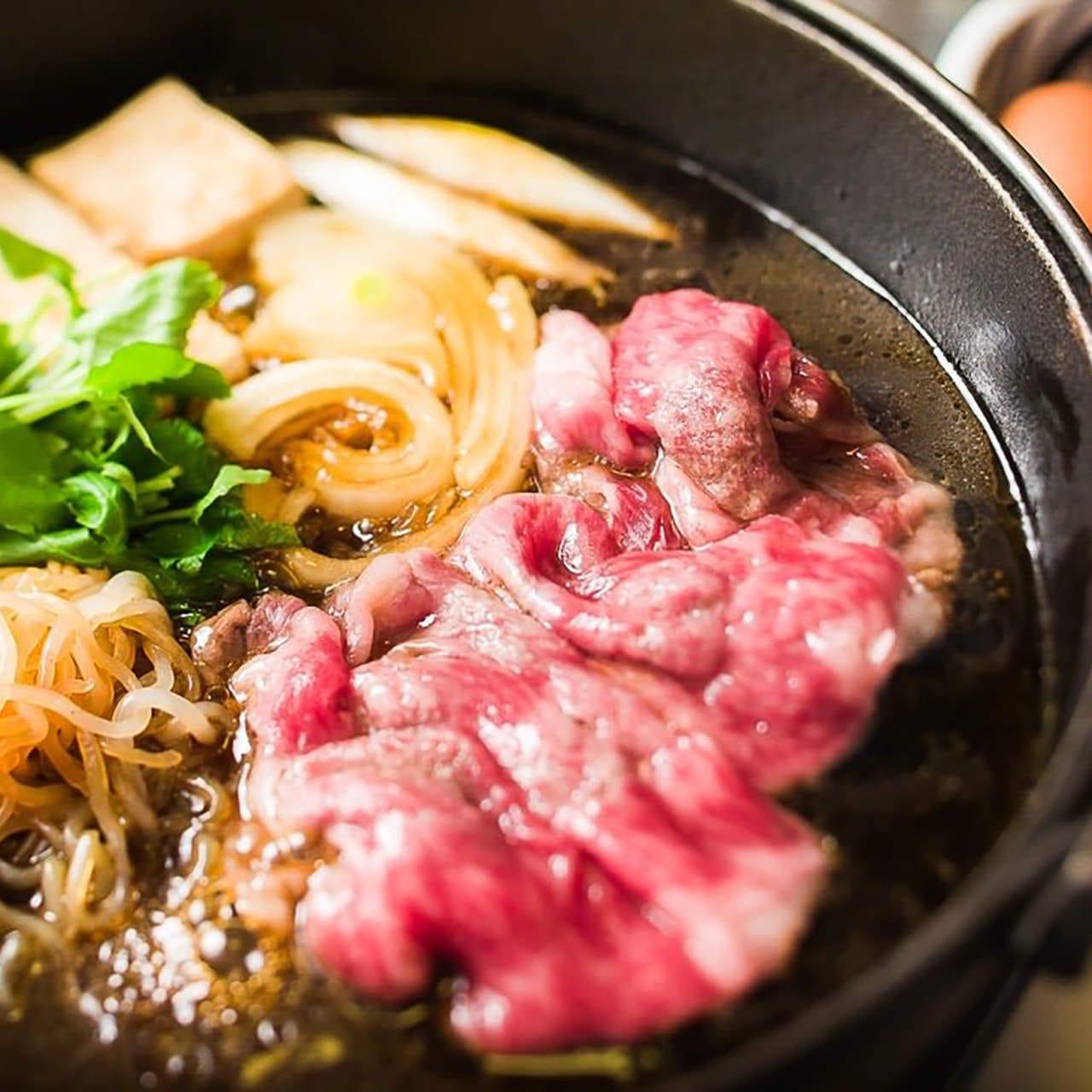 牛しゃぶ・すき焼きは小鍋提供も承ります。気軽にご相談ください