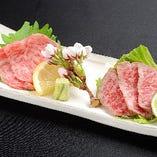神戸牛前菜