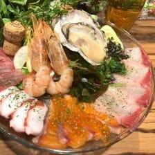 Seafood Platter!シーフード・プラッター