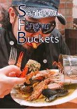 Finger bucket!シーフード・フィンガー・バケツ