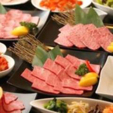 宴プラン 2時間飲み放題・和牛ユッケ付(画像はイメージです。)