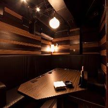 隠れ個室など遊びゴコロ満載の空間