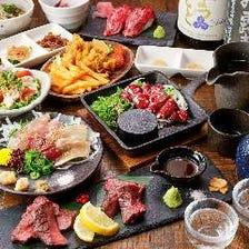 肉料理を満喫!コースは3000円〜
