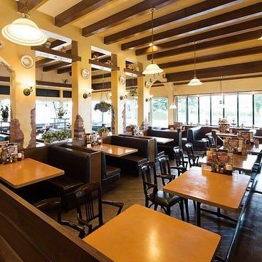 ステーキのどん東松山店  店内の画像
