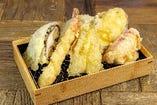 四季折々の食材を九州の塩で頂く。お好みの味わいをご堪能下さい