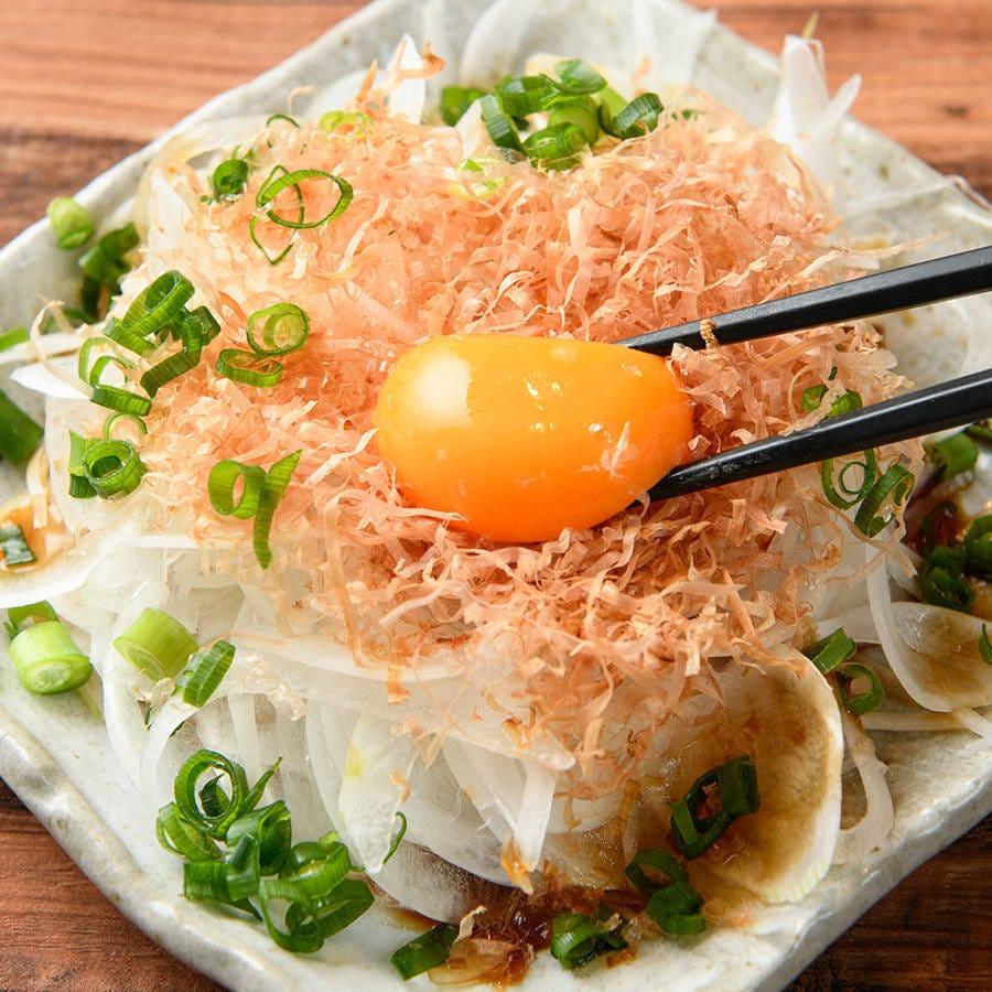 「玉ねぎ王子の新玉サラダ」甘味が強く柔らかい!