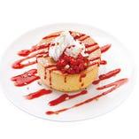 厚焼きパンケーキ ~ホイップ~