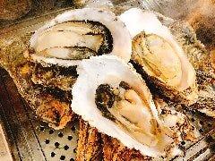 めちゃめちゃ旨い蒸し牡蠣