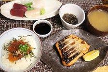 """夜定食/旬の魚を使った絶品""""魚定食"""