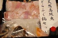 """お家で""""鍋セット!テイクアウト各種"""