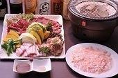 函館炭火焼肉・ホルモン市場 愛  コースの画像