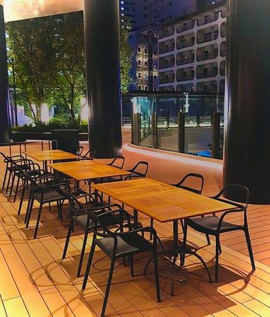 シュマッツ・ビア・ダイニング 東京ポートシティ竹芝 店内の画像