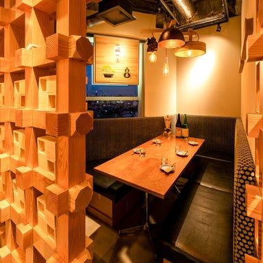 日本酒・焼酎 和バル 三茶まれ  店内の画像