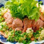 直送鮮魚だけではない、肉料理・野菜料理も美味しい!
