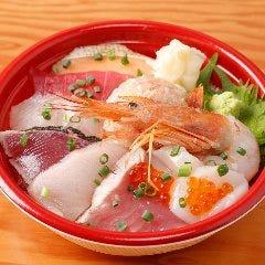 限定〇食!まれの海鮮丼