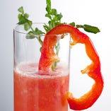 季節の野菜ジュース