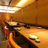 個室 テーブル席(4名~26名様迄)