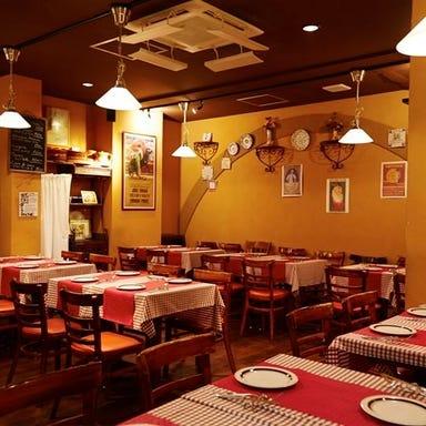 Sal y Amor  店内の画像