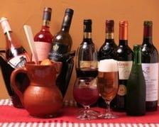 スペインワインが60種類!