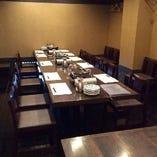 テーブル個室にリニューアルしました 接待、法事、お顔合わせ、大切なお食事会に