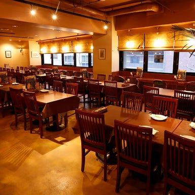 横浜ビール 驛の食卓  店内の画像