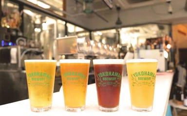 横浜ビール 驛の食卓  こだわりの画像