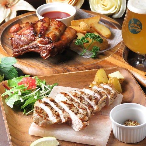 野菜・お肉・鮮魚など一つ一つに地元生産者の愛が詰まっています