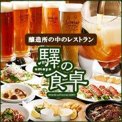 横浜ビール 驛の食卓