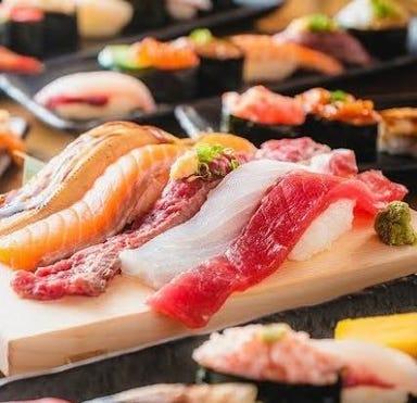 寿司・肉寿司食べ飲み放題 完全個室 目利きの番長 札幌本店 こだわりの画像