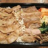 牛豚焼肉弁当