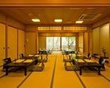 八坂神社・円山公園側に お庭の見えるお部屋をご用意